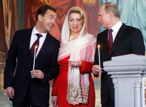 А читал ли господин Путин Евангелие от Матфея?