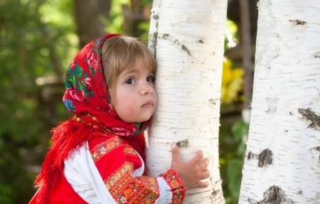 Развитие детей в русской народной культуре...