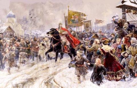 Александр Невский – ключевая…