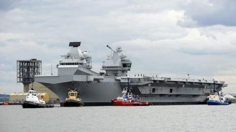 Британия усилит охрану авиан…