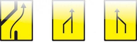 Зона действия дорожных знако…