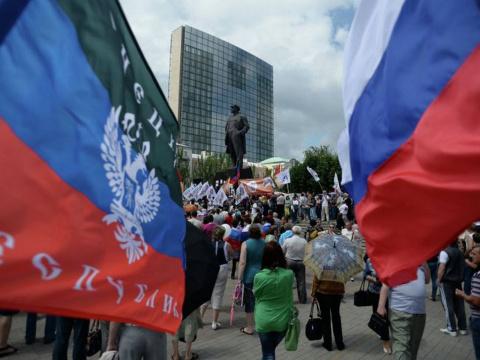 Возможна ли «реинтеграция» Донбасса? Да — но только в Россию! Андрей Князев