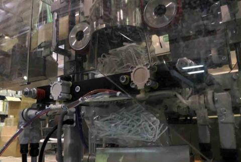 «Русская Трапеза» разработала комплекс для упаковки крупного продукта сложной формы