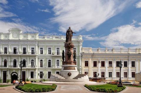 Вятрович и Одесса: брысь в Г…