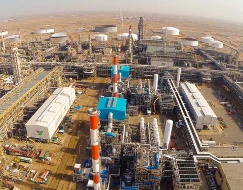 Борьба за саудовскую нефть: …