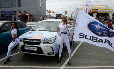 Subaru отзовёт почти 400 тыс…