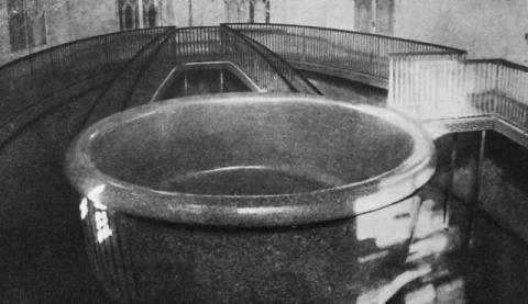 Тайна уникального артефакта — гранитной Царь-ванны