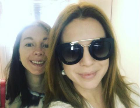 Наталья Подольская устроила …