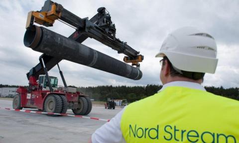 """Европа дает на """"Северный поток-2"""" примерно 5 млрд. евро."""