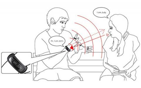 Устройство Sign Language Ring   облегчает понимание