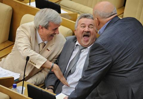 Депутат – профессия мечты: у…