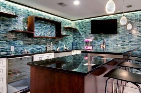 Барная стойка на кухне – бун…