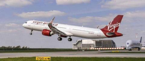 Первая поставка Airbus A321neo