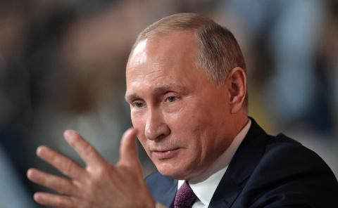 Путин решил избавить россиян…