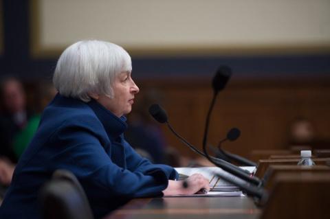 """Глава ФРС """"перевернулась"""": н…"""