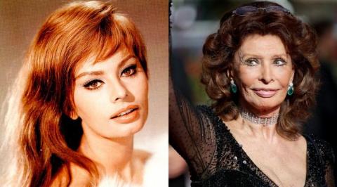 Годы не пощадили — как возраст изменил признанных красавиц XX века