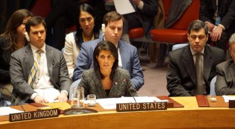 Сирия: США намерены «бороться за справедливость» без Совбеза ООН