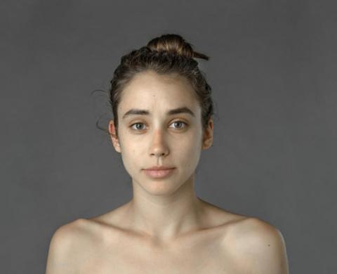 Идеалы женской красоты в разных странах: до и после