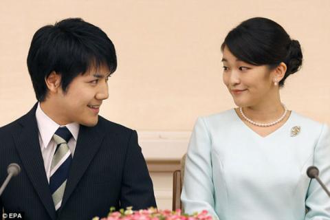 Японская принцесса отказывае…