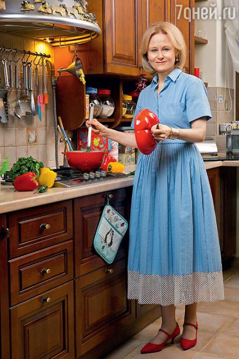 Рецепты от Дарьи Донцовой: д…