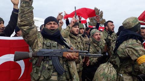 Операция Турции в Сирии ослабит позиции США и НАТО — турецкий политик