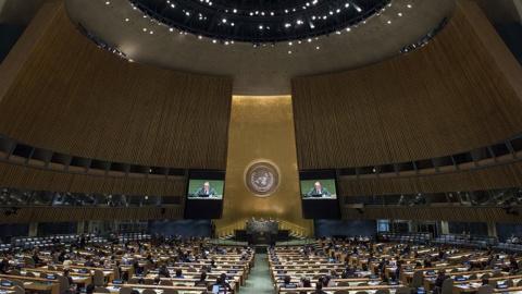 Бревно в глазу: резолюция Ук…
