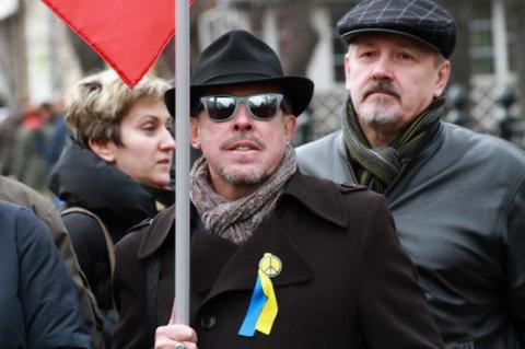 Макаревич напомнил: Крым не …