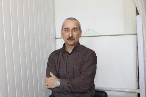 Нугзар Гомелаури (личноефото)