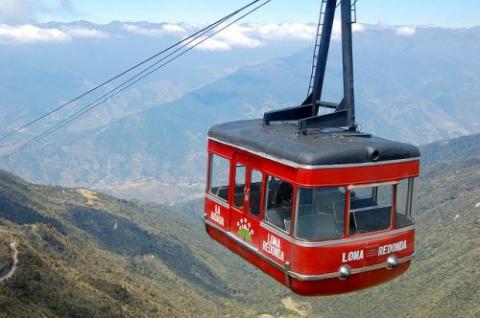 Удивительные воздушные трамваи мира