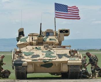 Солдаты США «споткнулись» о …