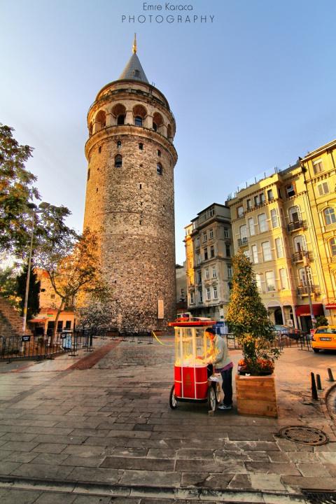 Великолепные достопримечательности Стамбула