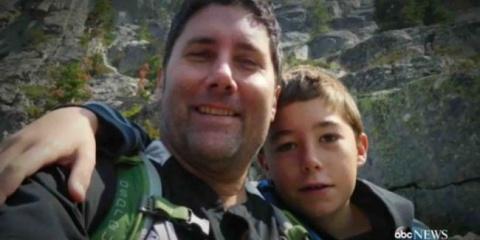 13-летний мальчик три дня боролся за жизнь отца.
