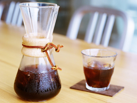 Безалкогольные напитки. Кофейная серия. Холодный кофе