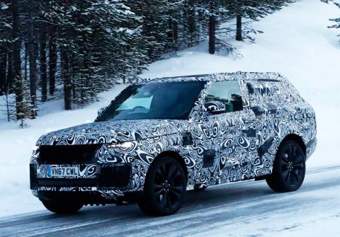 Land Rover построит большое …