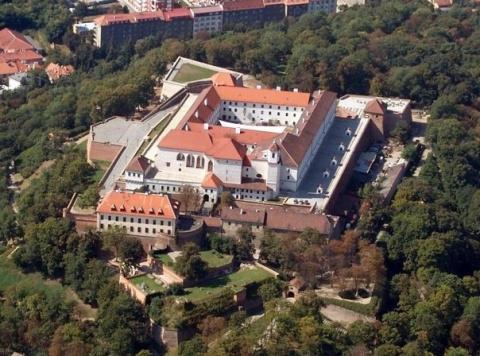 Замок Шпильберк - самая страшная тюрьма Европы