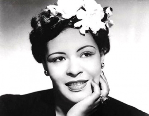 Джазовая королева Billie Holiday: очень плохая девочка