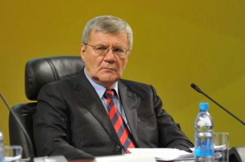 Генпрокурор: «воры в законе»…