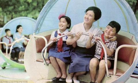 Северная Корея до Ким Чен Ына — рай для туристов