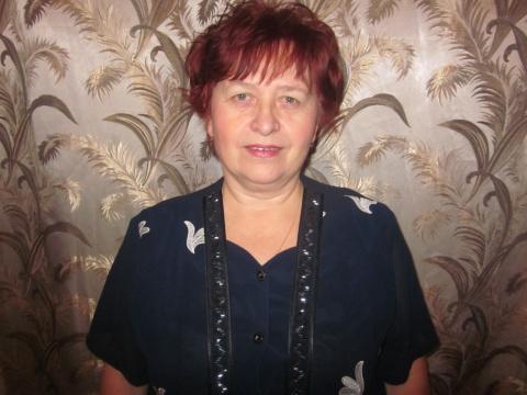 Галина Смирнова (Мусиенко)