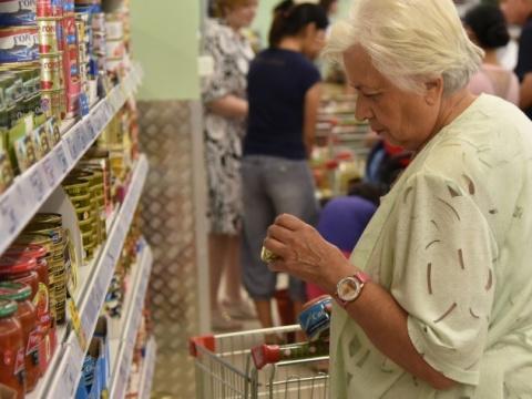 Минфин поддержал введение продовольственных карточек