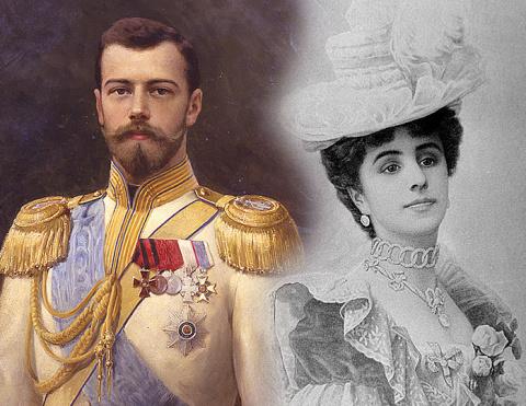 Отношения Николая II и Матил…