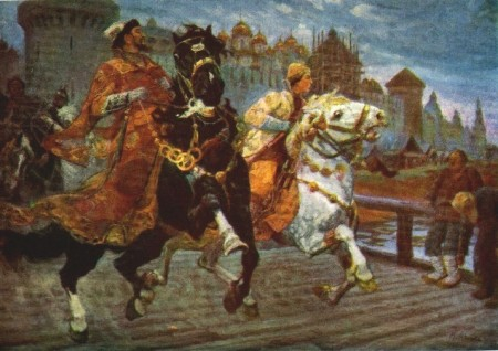 ОПРИЧНИНА ИВАНА IV И «ОРДЕН …