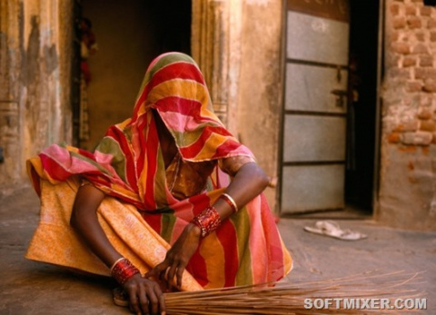 Неприкасаемые: низшая каста Индии