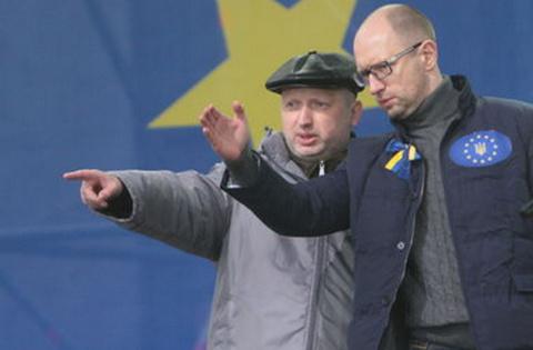 Украина сама роет себе яму, переписывая историю. Agora Vox, Франция