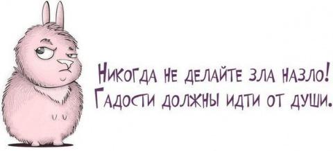 Никогда...