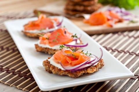 8 обалденных закусок для праздничного стола