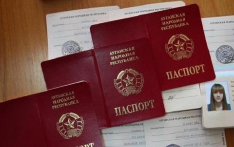Украина требует отмены указа Путина о паспортах ЛДНР