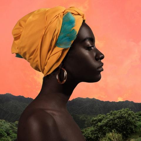 Выразительные портреты африканок в объективе нигерийского фотографа Willyverse