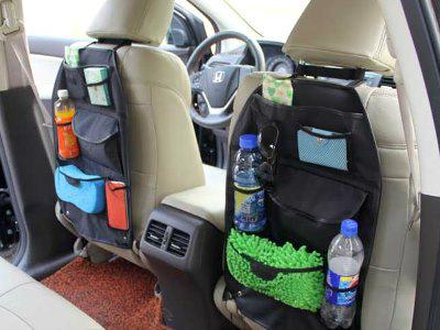 10 способов навести в машине…