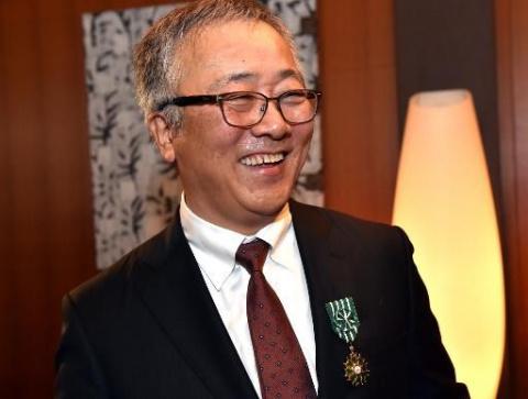 Японского мультипликатора Отомо наградили во Франции